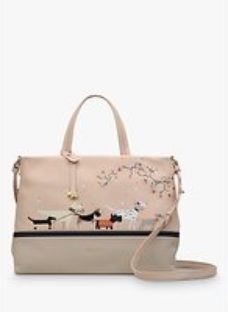 Radley And Friends Medium Leather Multiway Bag