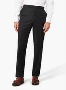 Jaeger 120s Wool Twill Slim Fit Suit Trousers