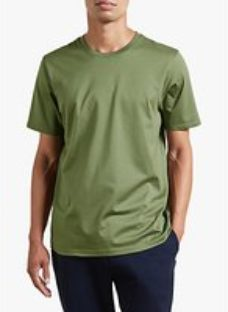 Ted Baker Only Cotton Crew Neck T-Shirt